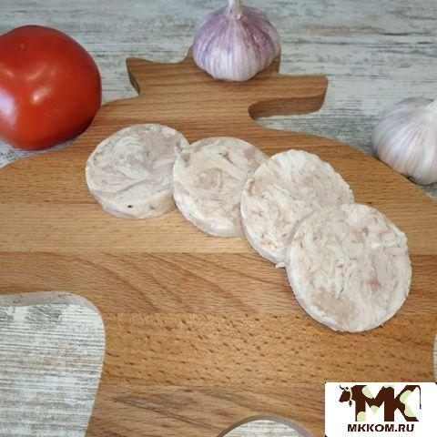 Куриная колбаса, вяленое мясо