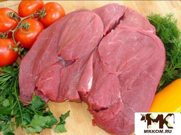 Свежее Мясо Телятины, Свинины, Курицы и Баранины